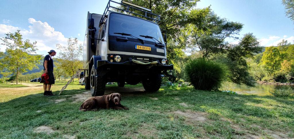 DAF Leyland Expeditie Camper 4x4